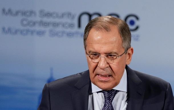 Лавров назвав ПРО США реальною загрозою для Росії