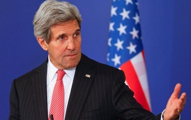 У США і Європи немає ніяких розбіжностей щодо України - Керрі