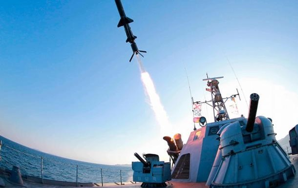 Северная Корея провела новые испытания ракет малой дальности