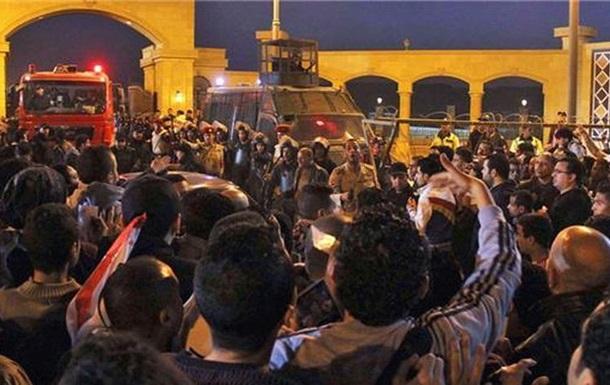 Египет: 22 погибших в ходе драки фанатов с полицией