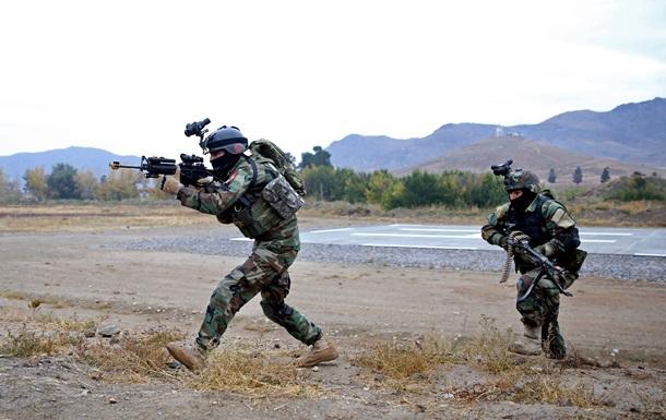 США тренуватимуть бійців Нацгвардії в Західній Україні - ЗМІ