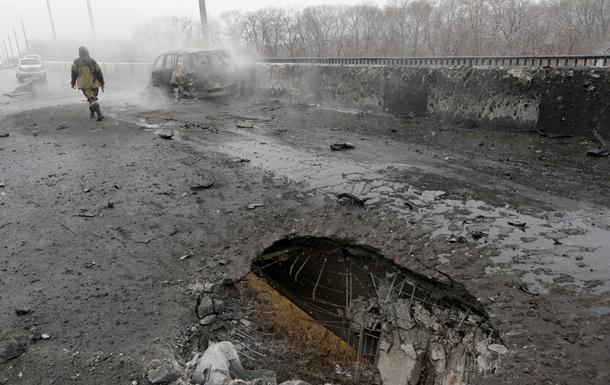 У Донецькій області за добу вбито трьох мирних жителів - МВС