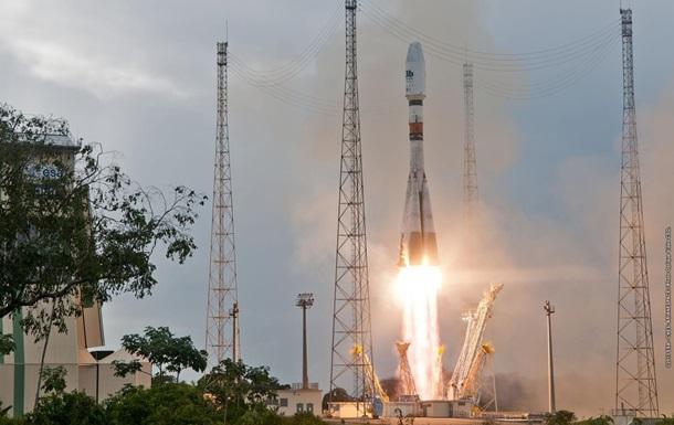 Європейська компанія замовила у Роскосмоса ракети-носії