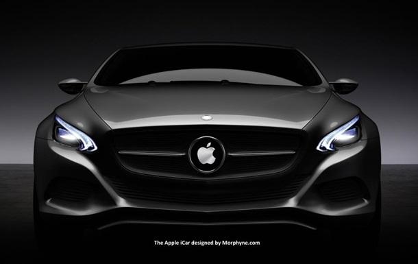 Apple розробляє автомобіль - ЗМІ