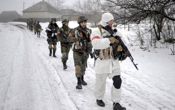 Наступ під Маріуполем і обстріл Краматорська. Карта АТО на 10 лютого