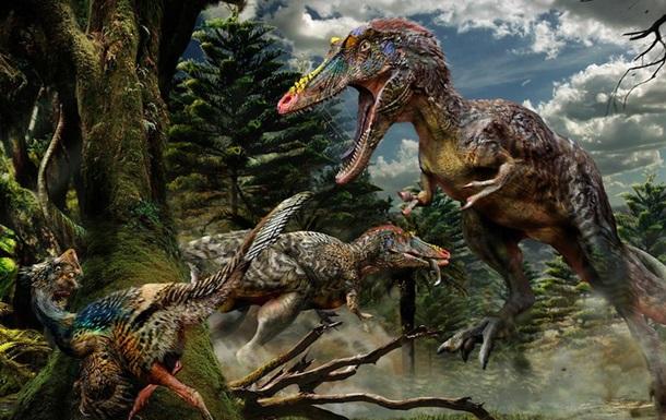Динозавры употребляли галлюциногенные грибы - ученые