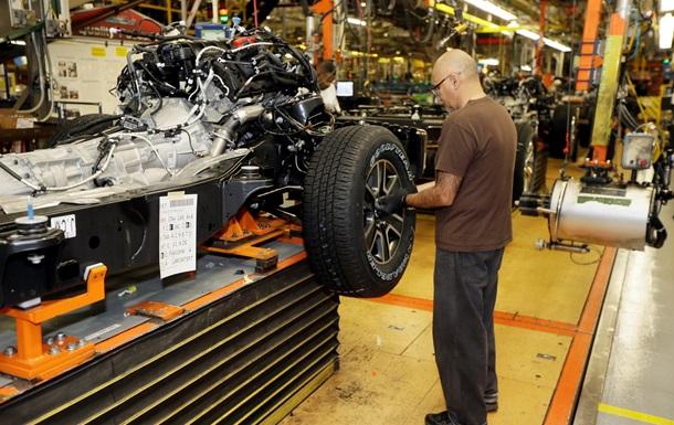 Автовиробництво в Україні у січні впало на 89%
