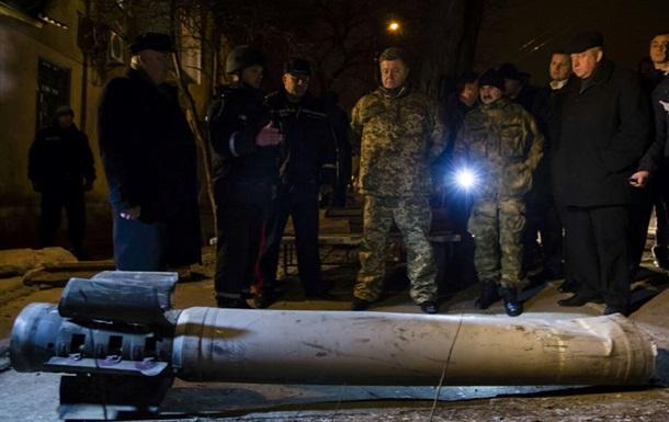 Порошенко вночі відвідав Краматорськ
