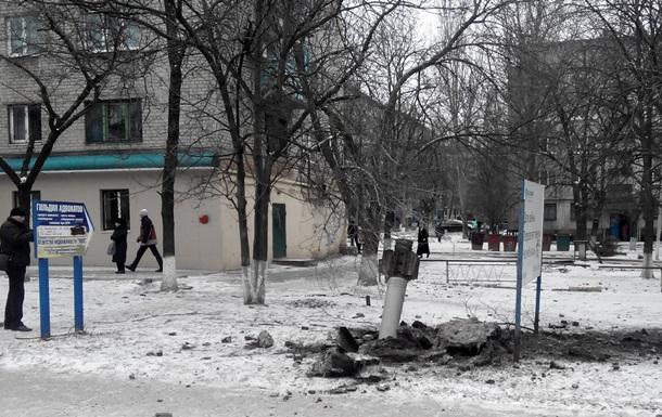 Краматорськ зазнав чергового обстрілу