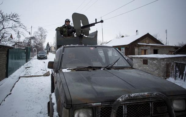 У Дебальцевому намагалися захопити міліцію: загинув начальник міськвідділу