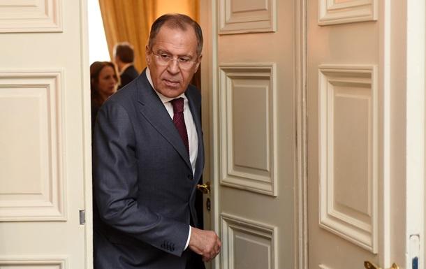 Лавров розповів, як досягти миру в Україні