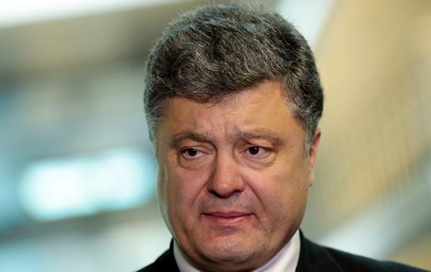 Порошенко заплакал в Кабмине, рассказывая о Краматорске