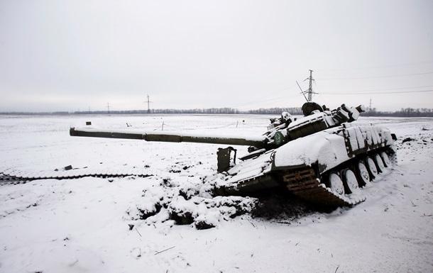 Сутки АТО: обстрелы в районе Дебальцево усилились
