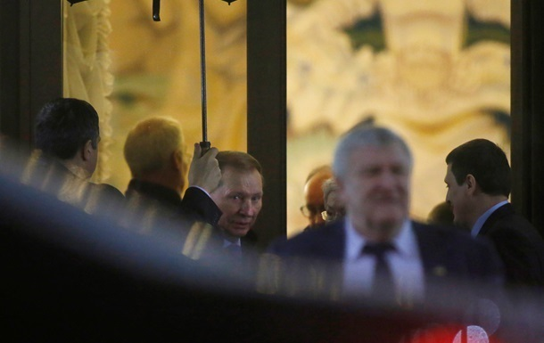 В Минске продолжилось заседание контактной группы по Украине