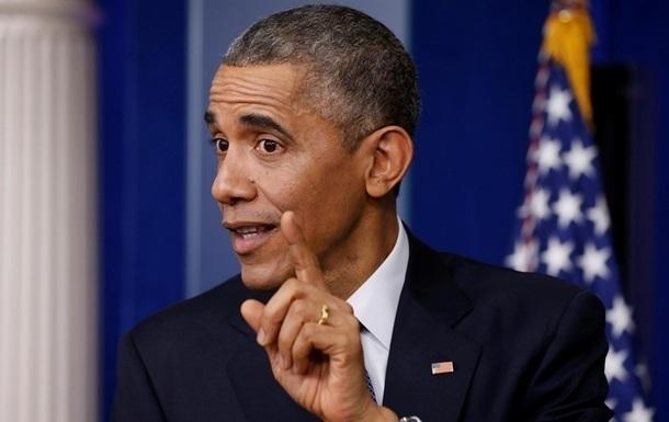 Обама допускає використання спецназу у боротьбі з Ісламською державою