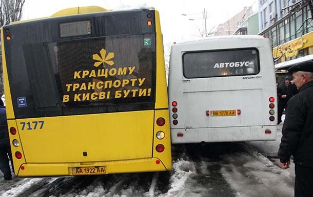 Рух транспорту у Києві тепер можна відстежувати за допомогою Google Maps