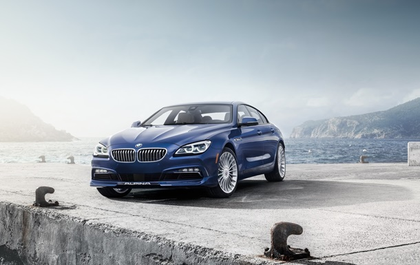 Alpina презентувала найшвидшу BMW у своїй історії