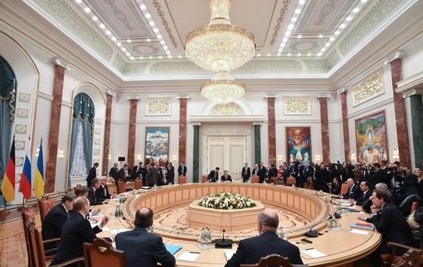 Минские договоренности дают реальные шансы разрешить конфликт – Медведчук
