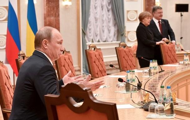У Путина рассказали о нюансах встречи в Минске