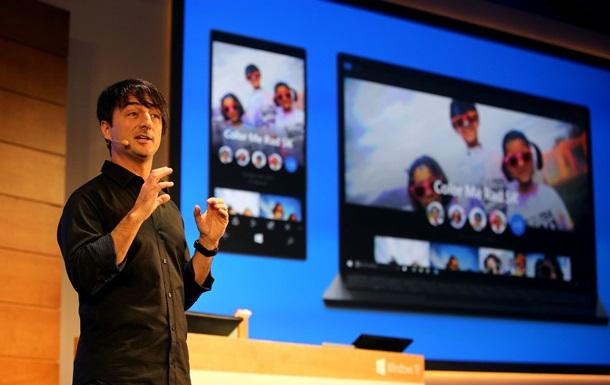 Microsoft випустила попередню версію Windows 10 для смартфонів