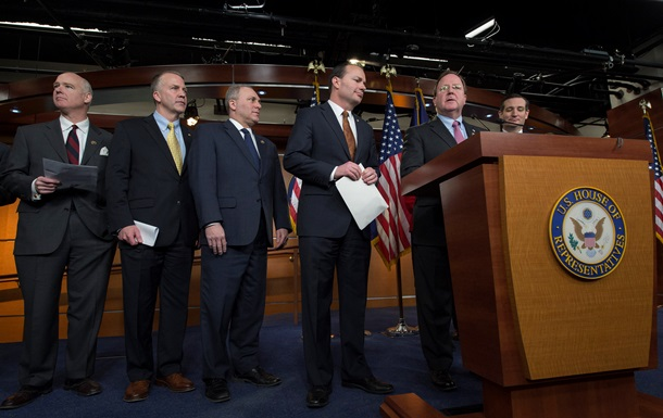 В Конгресс США внесен законопроект о предоставлении Украине оружия