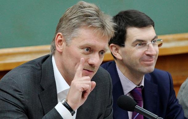 Кремль: Россия - гарант минских соглашений, а не исполнитель