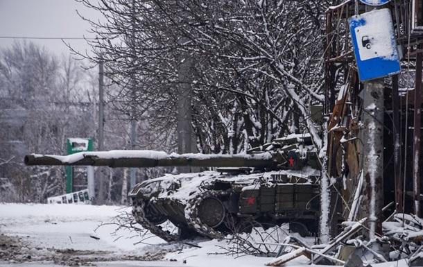 У Широкиному точиться танковий бій -  Азов