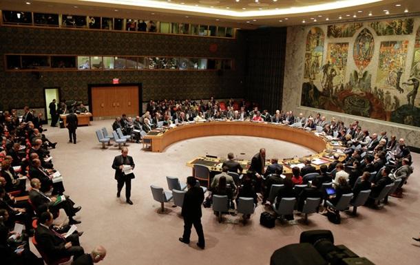 Россия внесла в Совбез ООН резолюцию по минским соглашениям