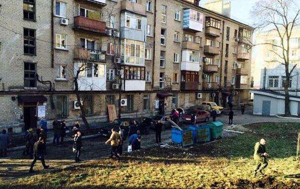 У резиденции Захарченко в Донецке произошел взрыв
