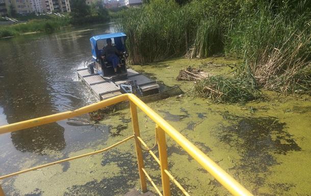 Повернемо Київу чисті озера