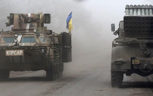 Украинские ПВО сбили семь беспилотников сепаратистов в феврале