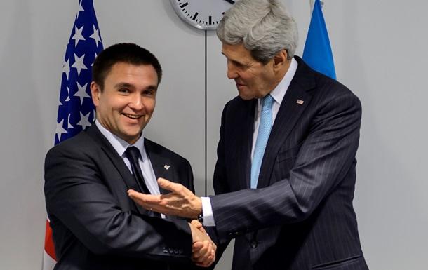 Украина считает необходимым предоставление ей оборонительного вооружения