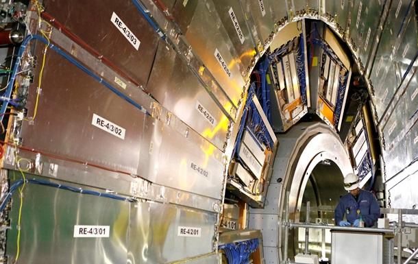 Стала відома мета перезапуску Великого адронного колайдера