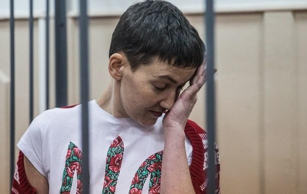 В России заявляют, что Савченко обследовали врачи из Германии