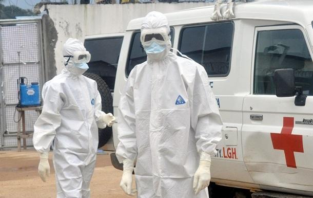 Кількість тих, що заразилися вірусом Ебола перевищила 23 тисячі осіб