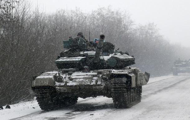 Сепаратисты взяли в блокаду Дебальцево – родственники бойцов