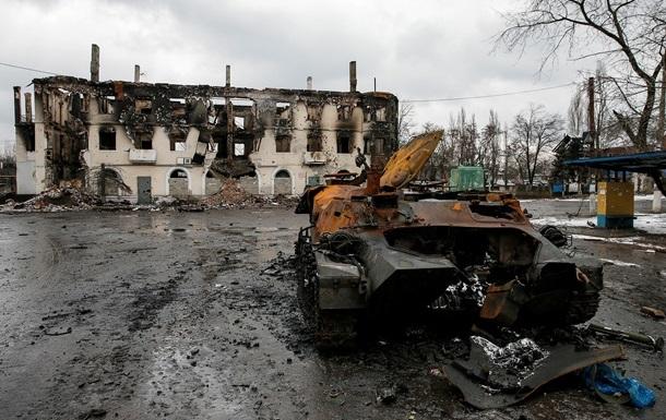 У Києві покажуть трофейну військову техніку із зони АТО