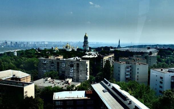 На левом берегу Киева может ощущаться  запах газа  из-за утечки на ТЭЦ