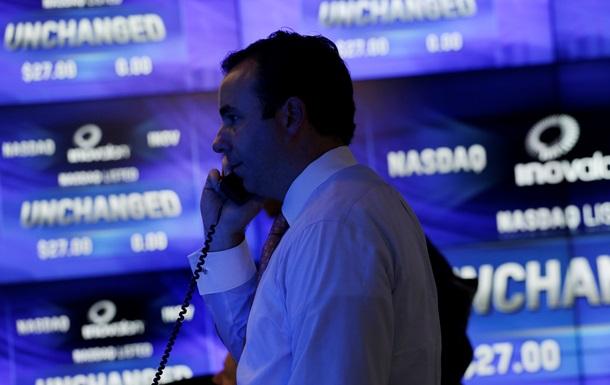 На біржах США торги завершилися різноспрямовано