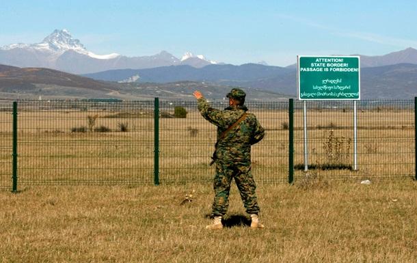 Грузия осудила договор о госгранице между РФ и Южной Осетией