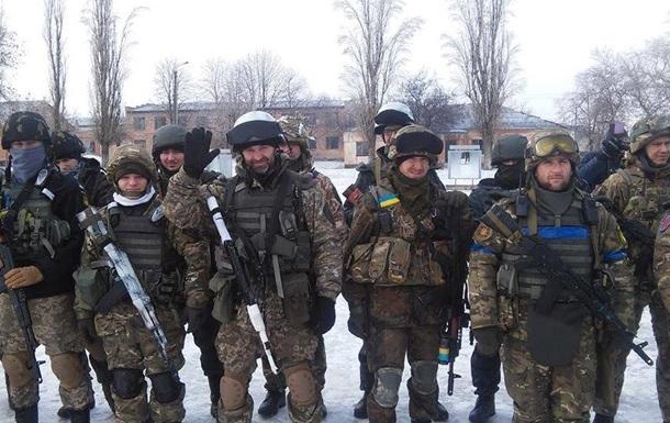 У рамках штабу добровольчих сил створений  суд честі  - Семенченко