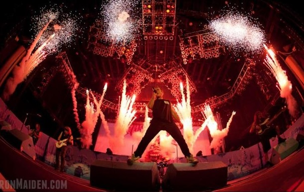 У вокаліста Iron Maiden виявлений рак