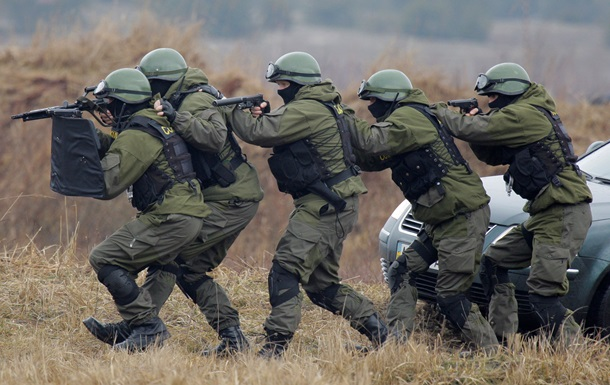 В Киеве созданы три спецгруппы для противодействия терактам