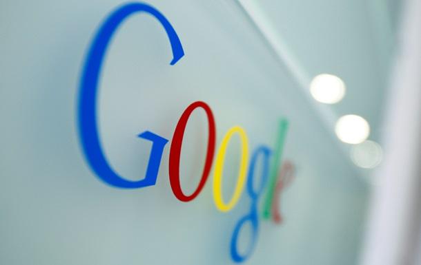 Российские власти возбудили дело против Google