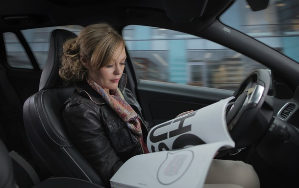 Volvo готується вивести безпілотні автомобілі на дороги