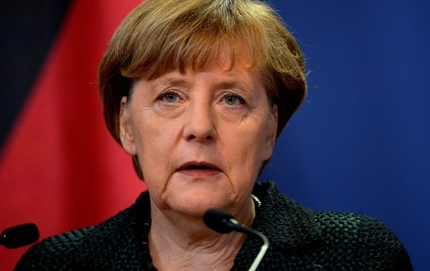 Меркель не исключает новых санкций против России