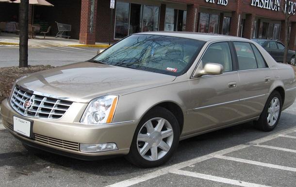 Cadillac мільярдера Баффета проданий на аукціоні за 122 тисячі доларів