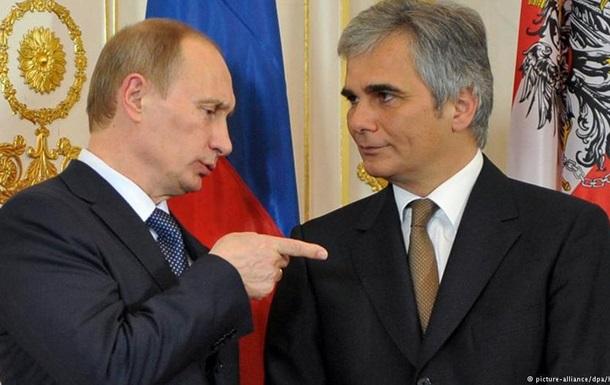 В Австрии растет недовольство санкциями против России