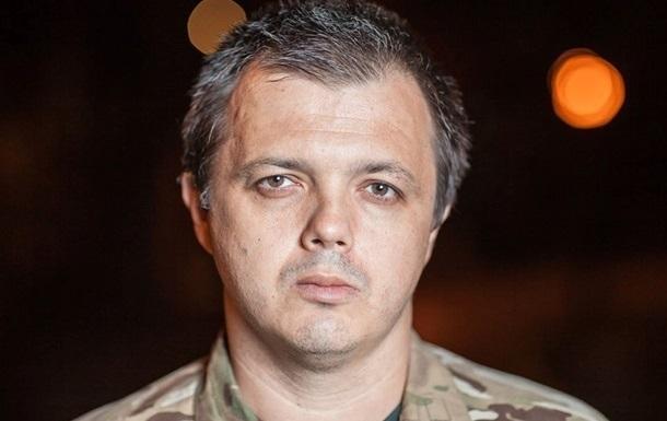 Семенченко подав у відставку з посади комбата  Донбасу