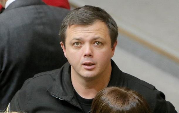 Семенченко спростував інформацію про відхід з  Донбасу